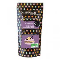 Destination - Té negro perfumado Casis-Vainilla - 100g