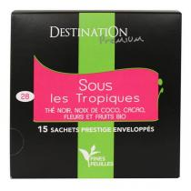 Destination - Under the Tropics Black Tea 15 x 2g