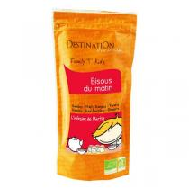Destination - Family T'Kids - 'Morning Kisses' Rooibos Tea Red Fruits 100g