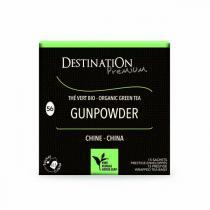 Destination - Grüner Tee Natur Jade BIO 15x2 g