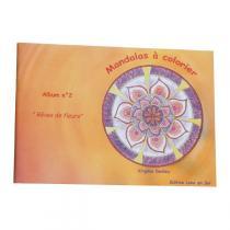 Ecodis - Mandala Sogno di fiori da Colorare