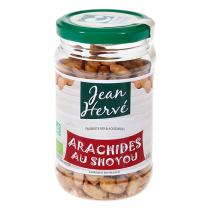 Jean Hervé - Cacahuètes au Shoyou - 180g
