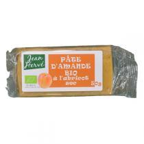 Jean Hervé - Pâte d'amande à l'abricot - 50g