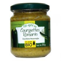 Le Petit Bio - Délice de Légumes Courgettes Romarin 200g