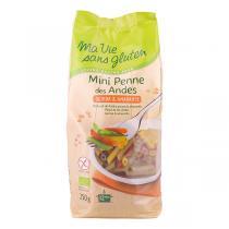 Ma Vie Sans Gluten - Mini penne des andes sans gluten 250g