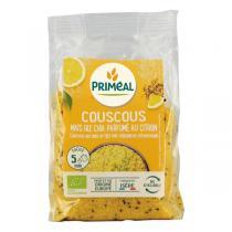 Priméal - Couscous maïs rizet chia parfumé au citron 300g