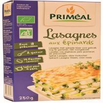 Priméal - Lasagneblätter mit Spinat bio 250 g