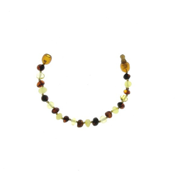 BalticWay - Mixed Amber Beaded Bracelet