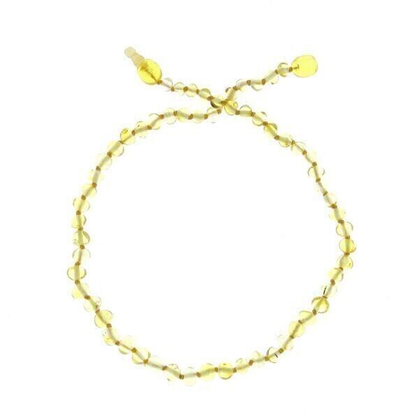 BalticWay - Collier Bille en Ambre Citrus Clip