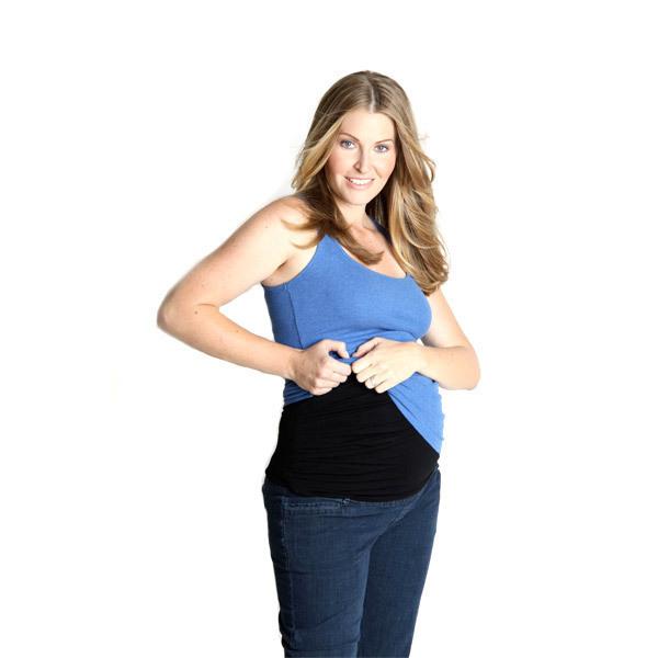 Belly Armor - Fascia da gravidanza T4 - Nero