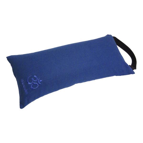 coussin de yoga de voyage bleu chin mudra acheter sur. Black Bedroom Furniture Sets. Home Design Ideas