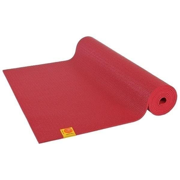 Chin Mudra - Yoga mat 4.5mm Burgundy