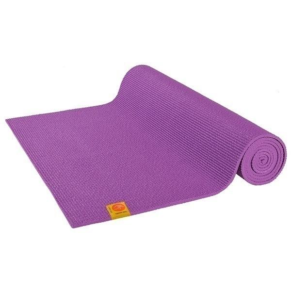 Tapis De Yoga Mauve Chin Mudra Acheter Sur