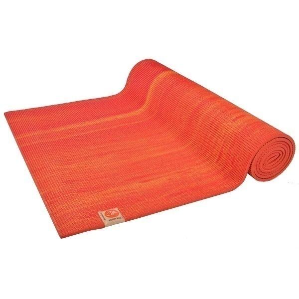Chin Mudra - Tappetino da Yoga Gange - Rosso