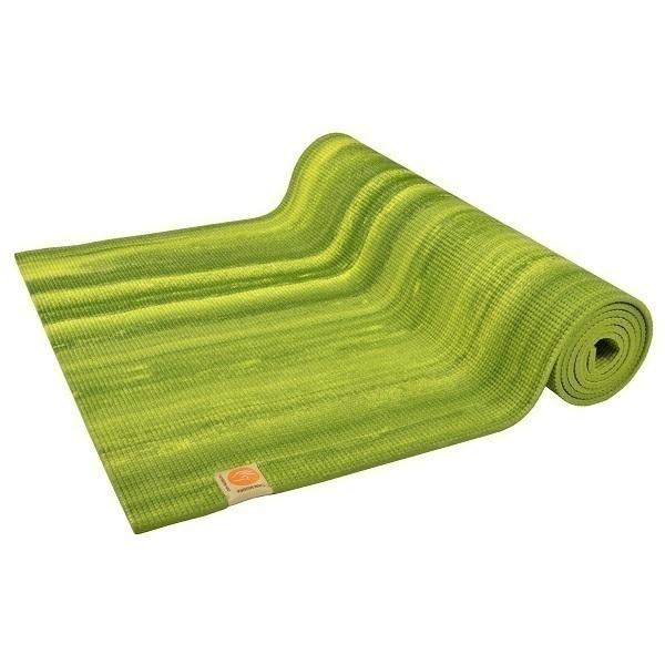 Chin Mudra - Ganges Yoga mat 6mm Green