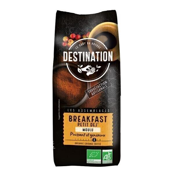 Destination - Café moulu Petit déj' 500g