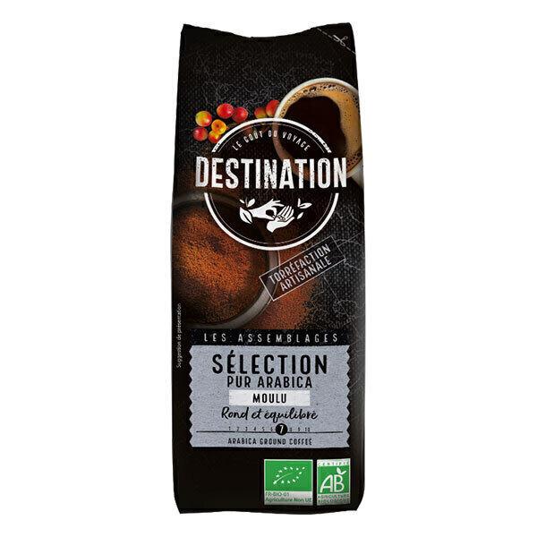 Destination - Café moulu Sélection pur arabica 250g