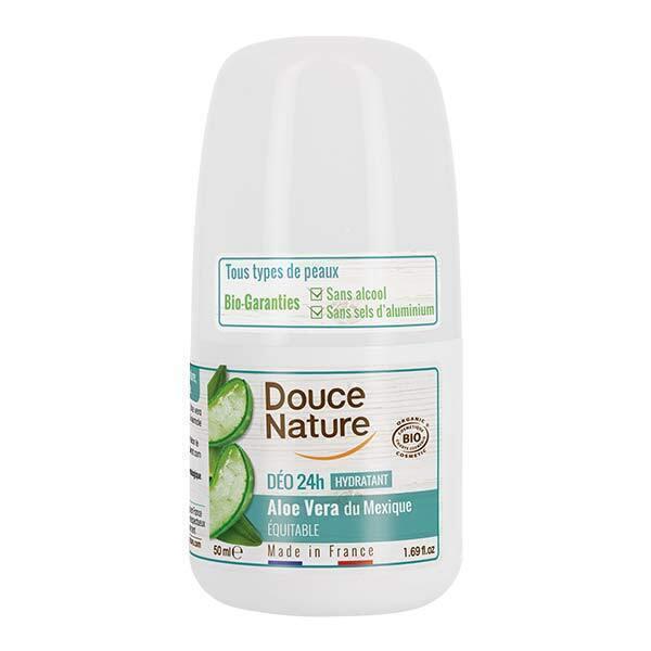 Douce Nature - Déodorant peaux sensibles 50ml
