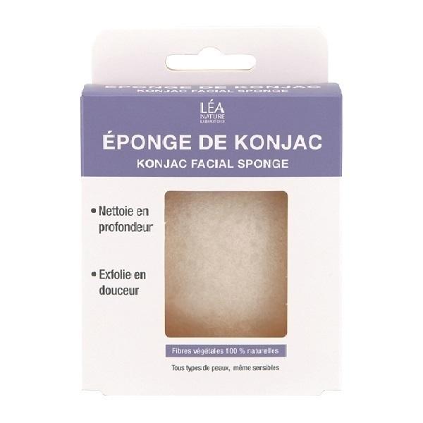 Eau Thermale Jonzac - 100% Natural Konjac Facial Sponge