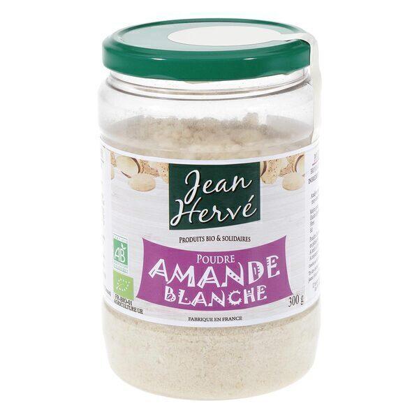 Jean Hervé - Poudre d'amandes blanches 300g