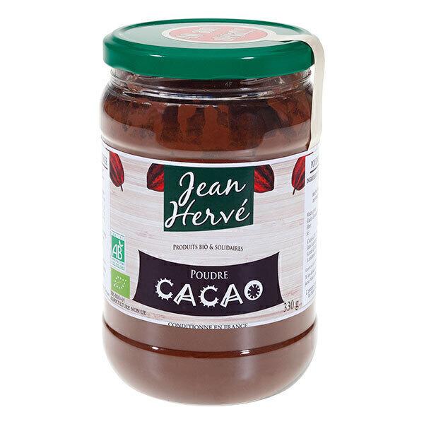 Jean Hervé - Poudre de cacao non dégraissée 330g