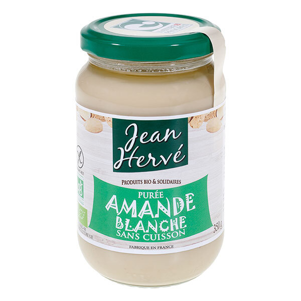 Jean Hervé - Purée d'amande blanche sans cuisson - 350g