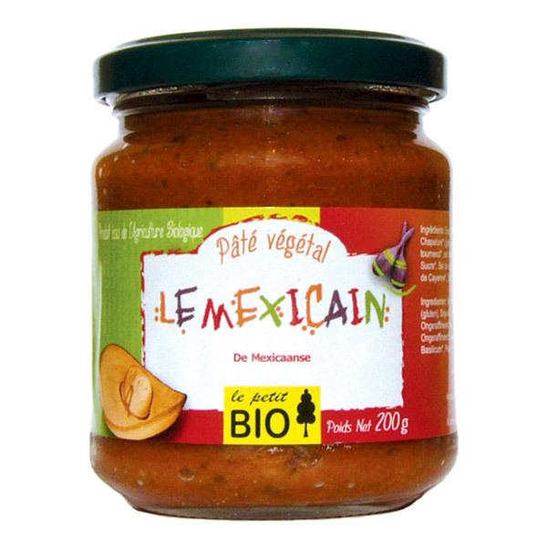Le Petit Bio - Gemüsegenuss Mexikanisch 200 g