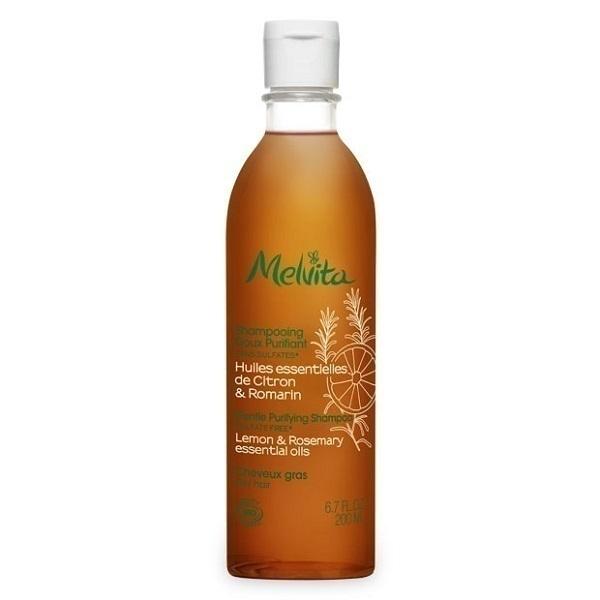Melvita - Shampooing doux purifiant 200ml