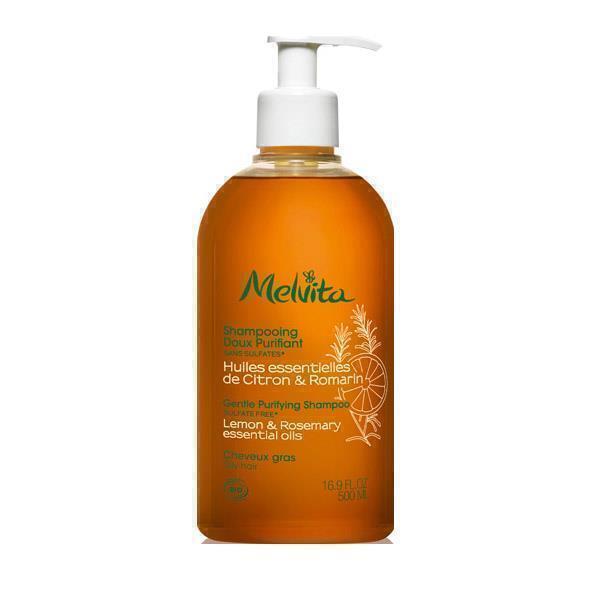 Melvita - Shampooing doux purifiant 500ml