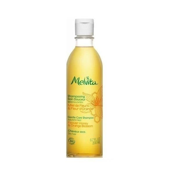 Melvita - Shampoo trattamento addolcente - 200 ml
