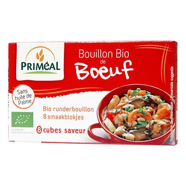 Priméal - Bouillon de bœuf en cube 80g