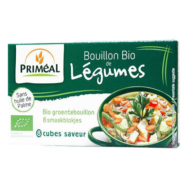 Priméal - Bouillon de légumes en cube 72g