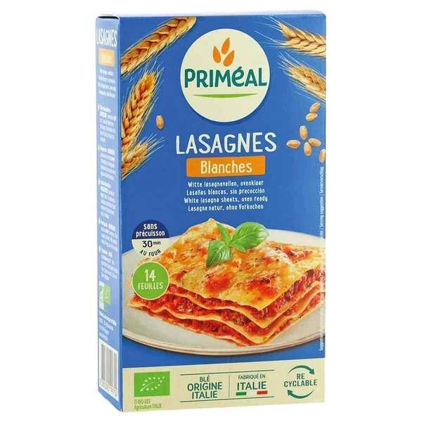 Priméal - Lasagnes blanches 250g