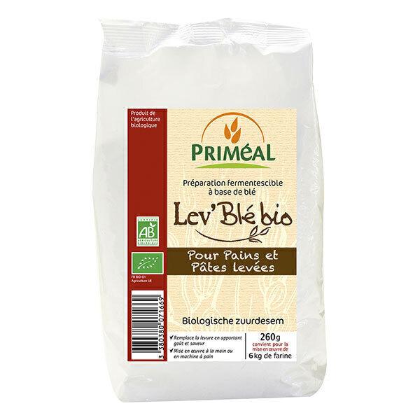 Priméal - Préparation fermentescible Lev'blé bio 260g