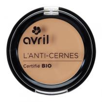 Avril - Organic Concealer - Golden