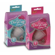 Diva Cup - Coupe menstruelle Diva Cup