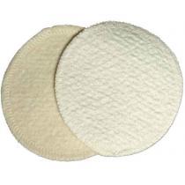 Popolini - Coussinets d'allaitement lavables en laine et soie