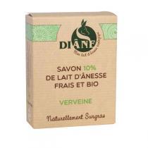 Diâne - Donkey's Milk Soap Verbena 100g
