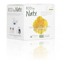 Eco by Naty - 10 Serviettes hygiéniques Extra Night Plus