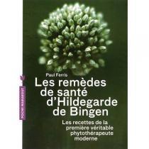 Hildegarde de Bingen - Livre Hildegarde de Bingen