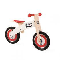 Janod - Laufrad Bikloon rot weiß