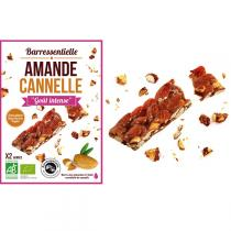 Aromandise - Barressentielle - amande et cannelle