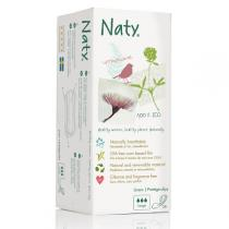 Naty by Nature Babycare - 28 Slipeinlagen - Extra Large