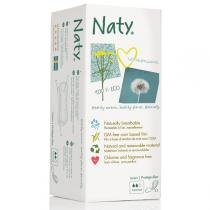 Naty by Nature Babycare - 32 Slipeinlagen - Normal