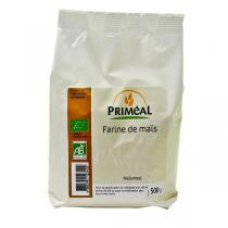 Priméal - Lot 2 paquets farines de Maïs Bio 500g