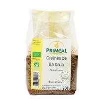 Priméal - Braune Leinsamen 250 g im Doppelpack