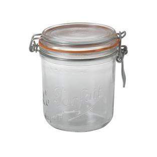 Le Parfait - 6-Pack Terrine Glass Jar SUPER 750g