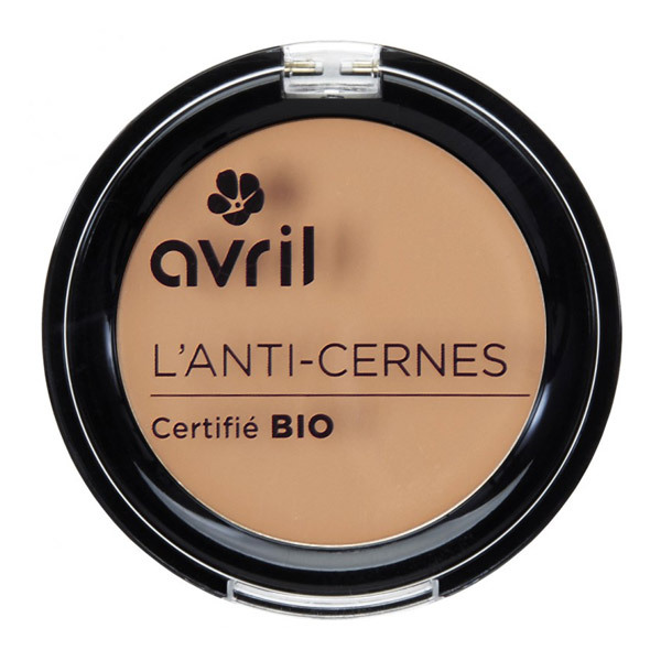 Avril - Anti-cernes Doré - Bio