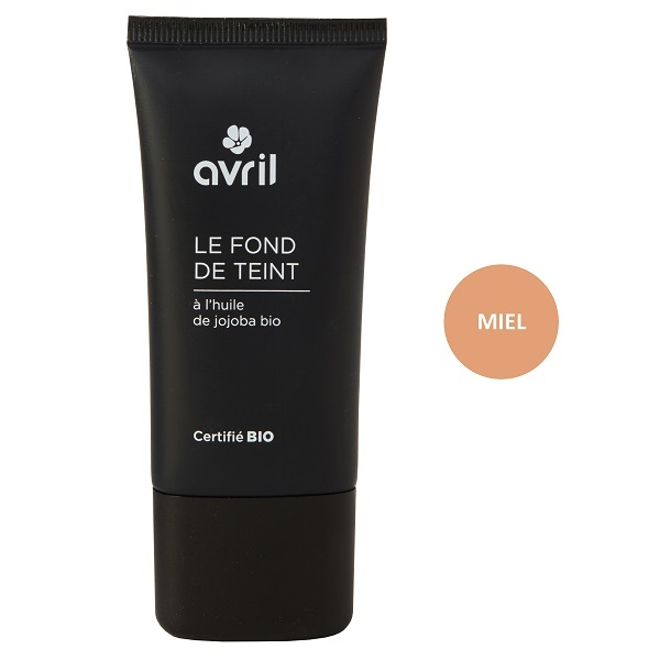 Avril - Fond de teint miel 30ml