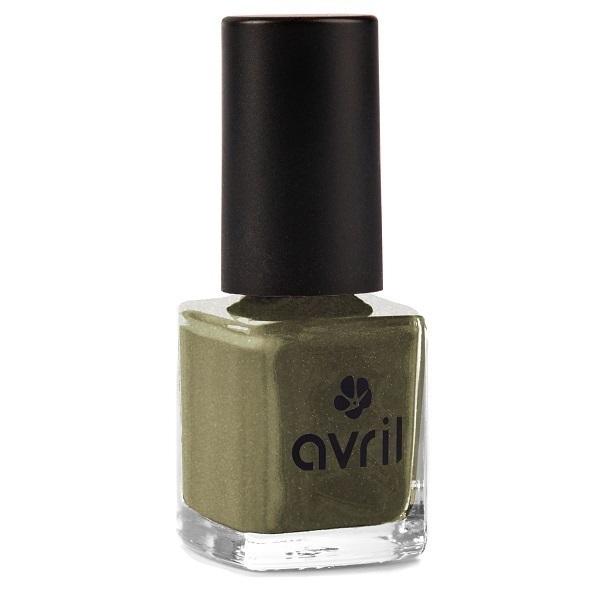 Avril - Vernis à ongles Acier Nacré N° 102